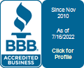 CertaPro Painters of Salt Lake, LLC is a BBB Accredited Painter in Salt Lake City, UT