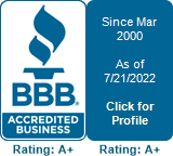 Direct Dish LLC is BBB Accredited amd offers Bulk Dish TV