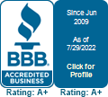 Awnings Unlimited is a BBB Accredited Awning Canopy Supplier in Salt Lake City, UT