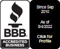Midgley-Huber Inc is a BBB Accredited Manufacturer Agency in Salt Lake City, UT